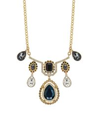 Swarovski | Metallic Darling Crystal Necklace | Lyst