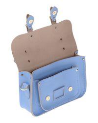 Cambridge Satchel Company - Blue Handbag - Lyst