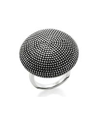 Thomas Sabo | Metallic Kathmandu Round Cocktail Ring | Lyst