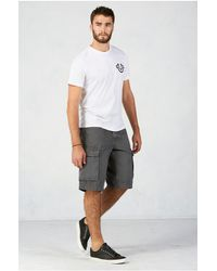 True Religion | White Flatlock Mens T-shirt for Men | Lyst