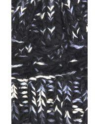 Rebecca Taylor | Black Eugenia Kim Marley Knit Hat | Lyst