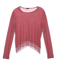 Cosabella | Pink Edith Pajama Top | Lyst