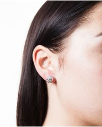 Carolina Bucci - Multicolor Pearl And Large Star Stud Earring - Lyst