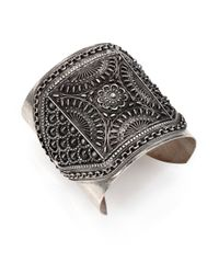 DANNIJO | Metallic Pandora Bracelet - Silver | Lyst