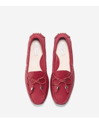 Cole Haan | Red Women's Grant Driver | Lyst