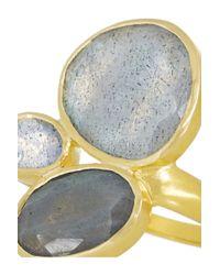 Pippa Small - Metallic 18karat Labradorite Ring - Lyst