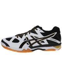 Asics | Black Gel-tactic™ for Men | Lyst