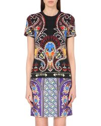 Mary Katrantzou | Multicolor Printed Jersey T-shirt - For Women | Lyst