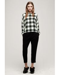 Rag & Bone - Green Carley Shirt - Lyst