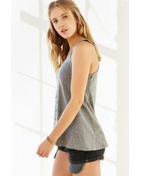 Urban Outfitters - Gray Duke University Basketball Tank Top - Lyst