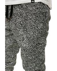 Ezekiel - Gray The Fuzz Jogger Pants for Men - Lyst
