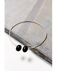 The 2 Bandits - Metallic X Uo Metal Collar Necklace - Lyst