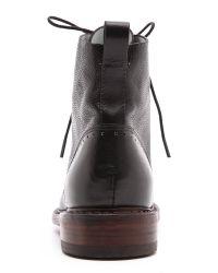 Rag & Bone - Cozen Boots Black - Lyst
