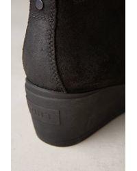 Anthropologie - Black Sorel Toronto Lace Booties - Lyst