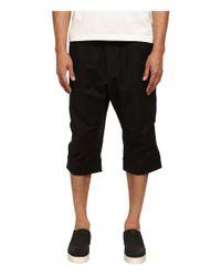 Y-3 - Black Jet Shorts for Men - Lyst