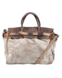 Numero 10 - Gray Richmond Tote - Lyst