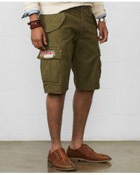 Denim & Supply Ralph Lauren - Natural Field Cargo Shorts for Men - Lyst