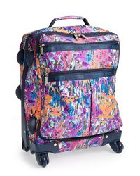 LeSportsac | Multicolor Nylon Wheeled Luggage | Lyst