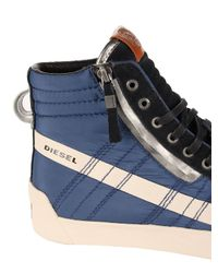 DIESEL - Blue D-string Plus for Men - Lyst