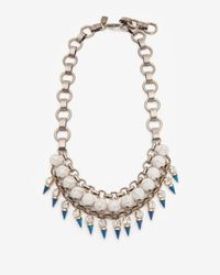 Lionette - Natural Capetown Necklace Ivory - Lyst