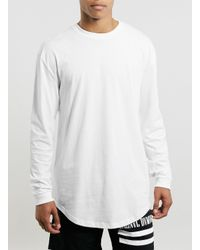 Topman | Calvin Klein White T-shirt for Men | Lyst