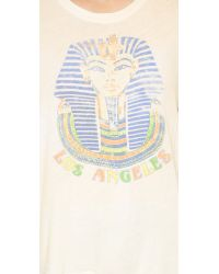 Raquel Allegra - Natural Egyptian Lover Boxy Tee - Lyst