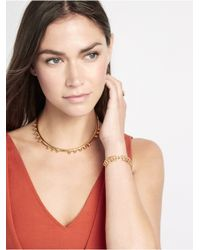 BaubleBar | Metallic Studded Collar | Lyst