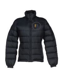 The Royal Pine Club | Blue Down Jacket for Men | Lyst