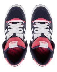 Adidas - Blue Midiru Court Sneaker - Lyst