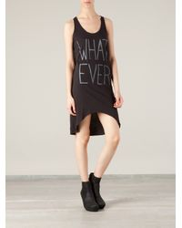 BLK OPM - Black Whatever Tank Top - Lyst