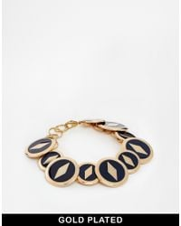 Sam Ubhi - Multicolor Coin Bracelet - Lyst
