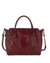 Elliott Lucca | Red Bali '89 Lisette Shopper | Lyst