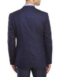 Moods Of Norway - Blue Rolf Tonning Herringbone Jacket for Men - Lyst