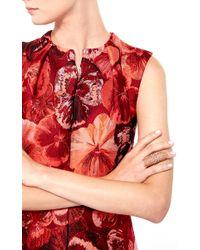 Joelle Jewellery | Metallic 18K Pink Gold Gladiator Ring | Lyst