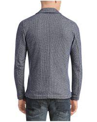 BOSS Orange | Blue 'wallentin' | Slim Fit, Soft Terry Sport Coat for Men | Lyst