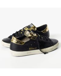 James Perse - Black Golden Goose Superstar Sneaker - Mens for Men - Lyst