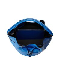Marc By Marc Jacobs | Blue Metropoli Bucket | Lyst