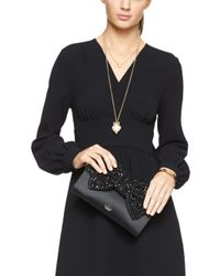 kate spade new york - Black Evening Belles Lucinda - Lyst