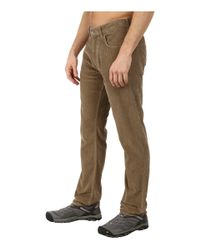 Patagonia | Natural Straight Fit Cords - Long for Men | Lyst
