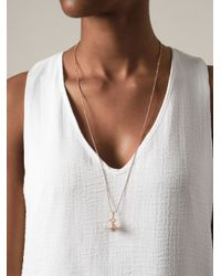 Vivienne Westwood | Metallic Isolade Orb Necklace | Lyst