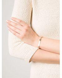Hoorsenbuhs | Pink 'monogram' Bracelet | Lyst