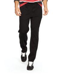 Polo Ralph Lauren   Black Interlock Track Pants for Men   Lyst