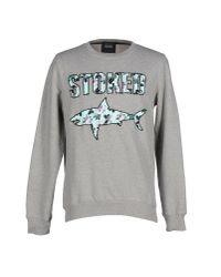 Markus Lupfer | Gray Sweatshirt for Men | Lyst