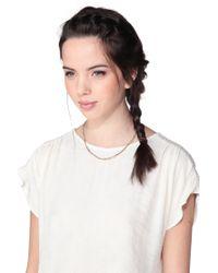 Room Service | Multicolor Necklace / Longcollar | Lyst