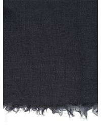 Rick Owens | Blue Stole | Lyst