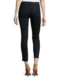CJ by Cookie Johnson - Black Above Moto Skinny Jeans - Lyst