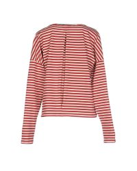 Roberto Collina - Red T-shirt - Lyst
