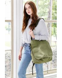 BDG | Green Xl Flap Army Tote Pack | Lyst