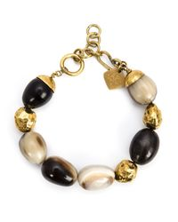 Ashley Pittman | Metallic 'hanja' Bracelet | Lyst