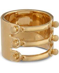 Chloé | Metallic Frances Multi-link Ring | Lyst